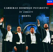 Luciano Pavarotti | The Three Tenors In Concert